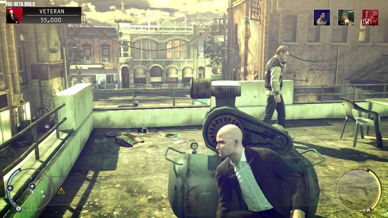 Hitman Absolution Crack Only Skidrow Phirecooking